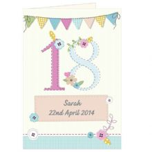 Birthday Craft Card